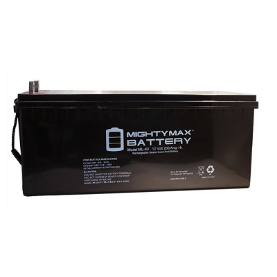Mighty Max Battery Power Battery